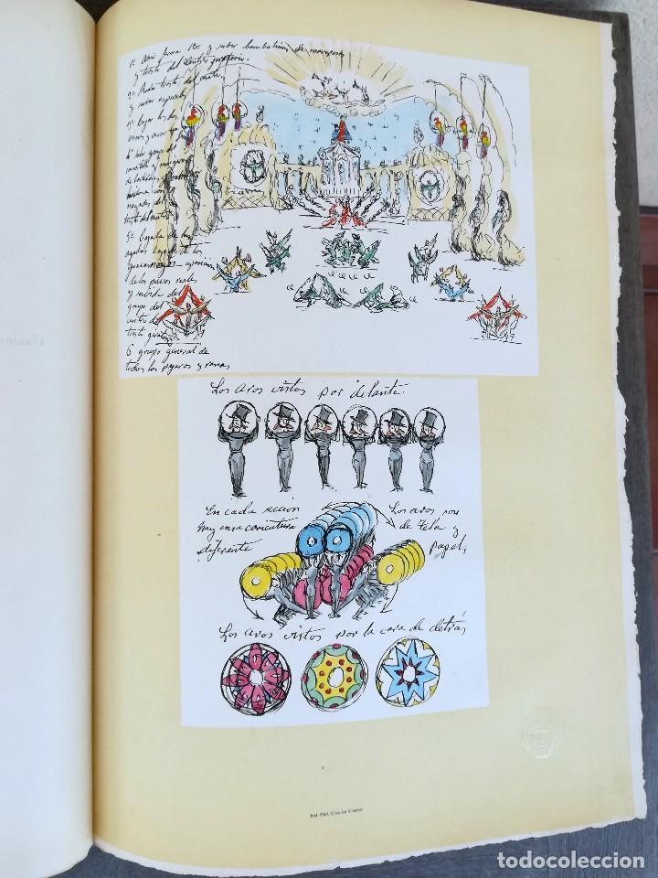 Libros antiguos: LIBRO EL GRAN TEATRO DEL LICEO DE BARCELONA 1837-1930,MEDALLA EMPERADOR NAPOLEON BONAPARTE,PERGAMINO - Foto 17 - 101207151