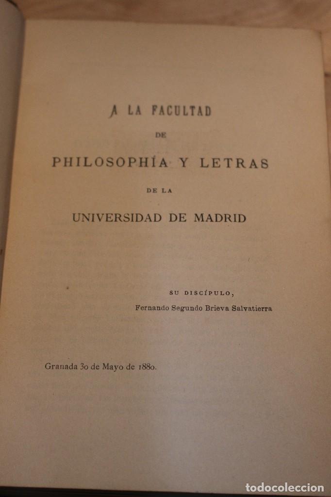 Libros antiguos: Las siete tragedias de Eschylo, 1880. 1º edición - Foto 4 - 101687055