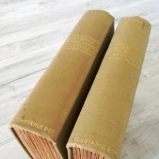 Libros antiguos: BERNARD SHAW, 6 OBRAS EN DOS LIBROS (1911-1914): DOCTOR'S DILEMMA, GETTING MARRIED, MISALLIANCE.... Lote 103283055