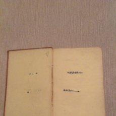 Libros antiguos: COMEDIAS ESCOGIDAS, CALDERÓN DE LA BARCA. Lote 103631974
