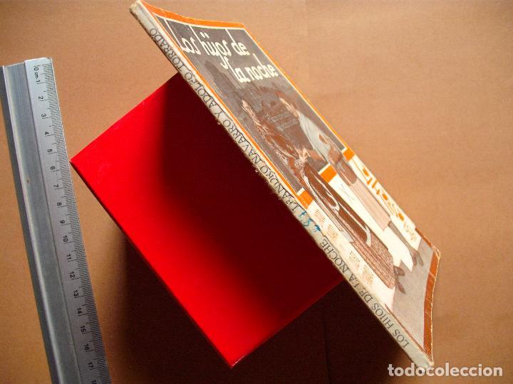 Libros antiguos: LA FARSA. LOS HIJOS DE LA NOCHE. Nº 287 .LEONARDO NAVARRO Y ADOLFO TORRADO . AÑO 1933 - Foto 4 - 105776527
