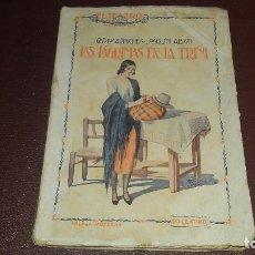 Libros antiguos: LAS LÁGRIMAS DE LA TRINI ARNICHES Y ABATI EL TEATRO MODERNO NÚMERO 36. Lote 106803859