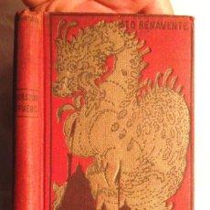 Libros antiguos: EL DRAGÓN DE FUEGO JACINTO BENAVENTE CASA EDITORIAL MAUCCI, MODERNISTA S/D (CA. 1910, 1A ED) DRAMA . Lote 108283255