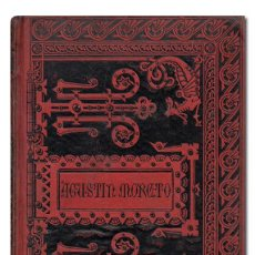 Libros antiguos: COMEDIAS ESCOGIDAS DE AGUSTÍN MORETO. BIBLIOTECA CLÁSICA ESPAÑOLA, 1888.. Lote 110167515