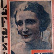 Libros antiguos: EL CUENTO DEL LOBO. FRANCISCO MOLNAR. COMEDIA EN TRES ACTOS. LA FARSA, 1931.. Lote 110949123