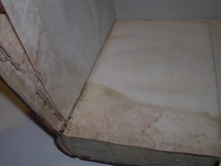Libros antiguos: LIBRO TAPAS PIEL.....TEATRO DE ALEJANDRO DUMAS.....AÑO 1844..PRIMERA SERIE - Foto 3 - 111328839