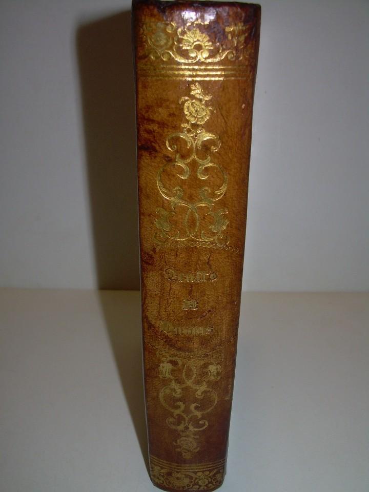 Libros antiguos: LIBRO TAPAS PIEL.....TEATRO DE ALEJANDRO DUMAS.....AÑO 1844..PRIMERA SERIE - Foto 16 - 111328839