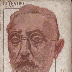 Libros antiguos: MIGUEL DE UNAMUNO : SOMBRAS DE SUEÑO (EL TEATRO MODERNO, 1930). Lote 114271211