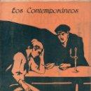 Libros antiguos: HNOS. ÁLVAREZ QUINTERO : EL AMOR EN EL TEATRO (LOS CONTEMPORÁNEOS, 1919). Lote 114409659
