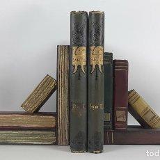 Libros antiguos: SAINETES. RAMÓN DE LA CRUZ. 2 TOMOS. BARCELONA. 1882.. Lote 114982071