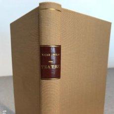 Libros antiguos: VALLE INCLAN - DIVINAS PALABRAS - EL EMBRUJADO - LA REINA CASTIZA. Lote 117531667