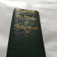 Libros antiguos: THE WORKS OF SHAKESPEARE, EN INGLÉS, 1934. Lote 117650523