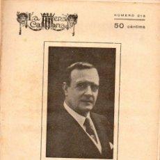 Libros antiguos: JOSEP Mª DE SAGARRA : MARÇAL PRIOR (ESCENA CATALANA, 1926). Lote 117745031