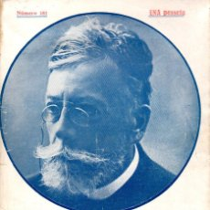 Libros antiguos: PRIMER ANIVERSARI DE LA MORT DEL PATRIARCA DE CATALUNYA ANGEL GUIMERÀ (ESCENA CATALANA, 1925). Lote 117753935