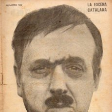 Libros antiguos: AMICHATIS, TRADUCTOR : EL MISTERI DE SAINT CLOUD O EL CRIM DEL PEGOT (ESCENA CATALANA, 1924). Lote 117756819