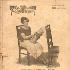 Libros antiguos: SALVADOR BONAVIA I PANYELLA : LA PUNTAIRE (ESCENA CATALANA, 1927). Lote 117757675