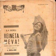 Libros antiguos: VACHELL : REINETA MEVA (ESCENA CATALANA, 1926). Lote 117757879