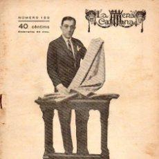 Libros antiguos: VALENTI CASTANYS : EL COMTE MITJACANA (ESCENA CATALANA, 1925). Lote 117758435
