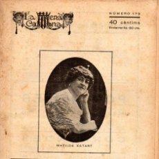 Libros antiguos: JOAQUIM MONTERO : EL TRUC DEL SENYOR BANYULS (ESCENA CATALANA, 1925). Lote 117759539