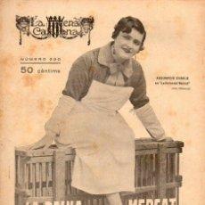 Libros antiguos: ALFONS ROURE : LA REINA DEL MERCAT (ESCENA CATALANA, 1927). Lote 117760127