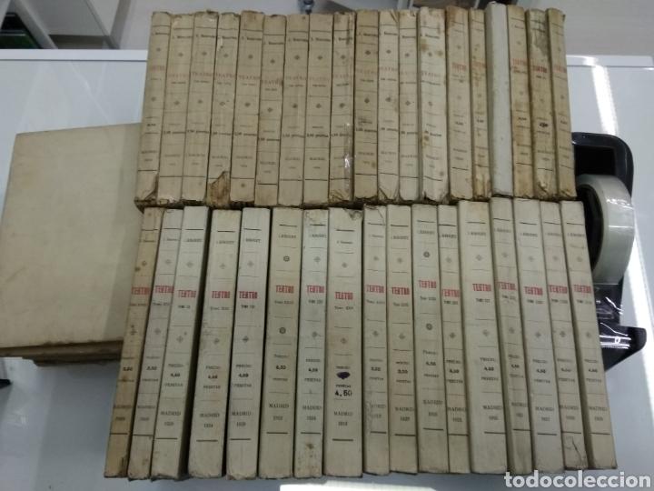 TEATRO JACINTO BENAVENTE 1904 A 1928 36 TOMOS 1922 VARIAS PRIMERAS EDICIONES EN ESTA COLECCION (Libros antiguos (hasta 1936), raros y curiosos - Literatura - Teatro)