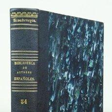 Libros antiguos: ROJAS ZORRILLA (FRANCISCO DE). COMEDIAS ESCOGIDAS. BIBLIOTECA DE AUTORES ESPAÑOLES, 1866. Lote 118873622