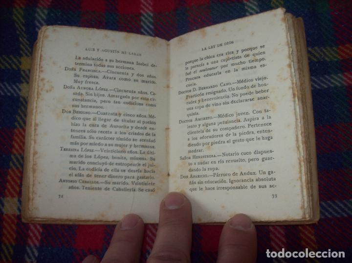 Libros antiguos: COMPAÑERITO. LUIS Y AGUSTÍN MIRALLES. EDICIONES DE LA PLUMA. MADRID. 1921. VER FOTOS. - Foto 4 - 122407615