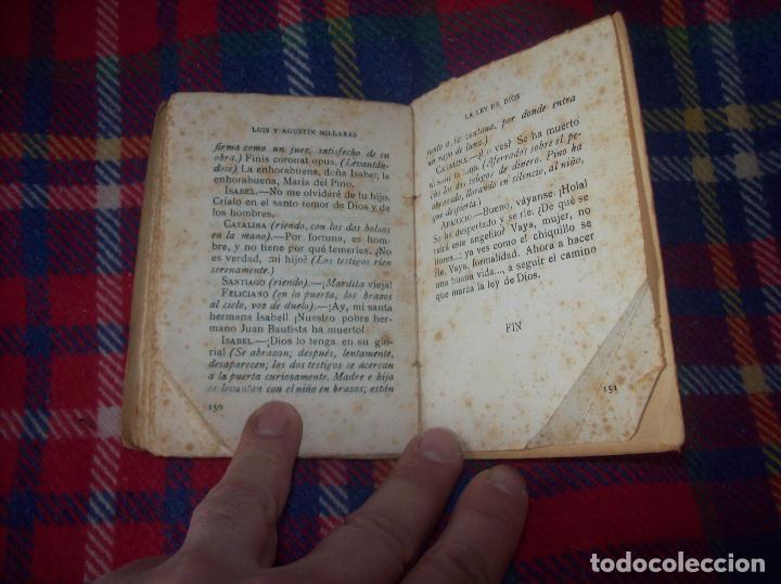 Libros antiguos: COMPAÑERITO. LUIS Y AGUSTÍN MIRALLES. EDICIONES DE LA PLUMA. MADRID. 1921. VER FOTOS. - Foto 6 - 122407615