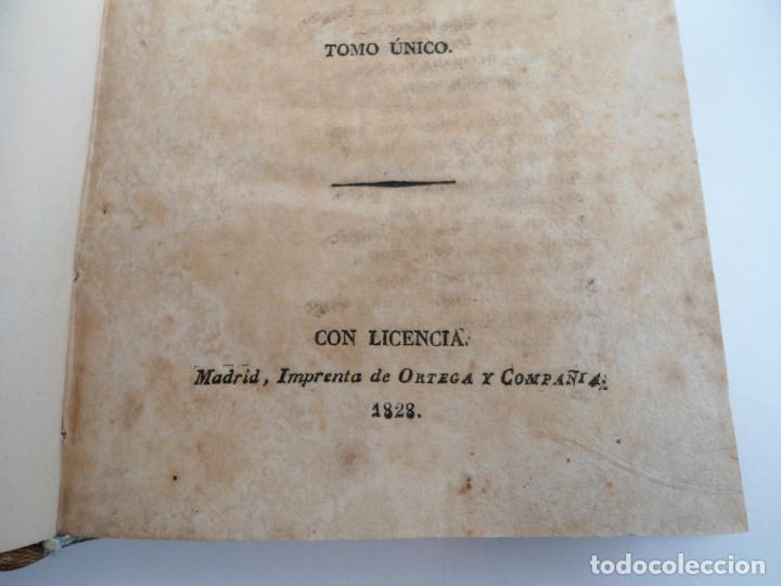 Libros antiguos: COMEDIAS ESCOGIDAS D. ANTONIO DE SOLIS Y RIVADENEIRA - Impr. ORTEGA Y COMPAÑIA 1828 - Foto 6 - 122441931
