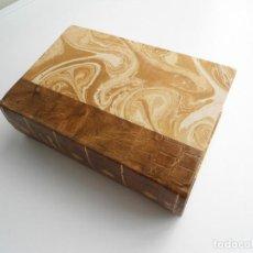 Libros antiguos: COMEDIAS ESCOGIDAS DE DON AGUSTIN MORETO Y CABAÑA - 2 TOMOS - IMPR. D. M. ORTEGA 1826. Lote 122707495
