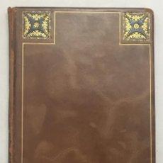 Livres anciens: [VOLTAIRE.] AROUET, FRANÇOIS MARIE. TANCREDE, TRAGÉDIE, EN VERS CROISÉS... PARIS, 1761.. Lote 124418703