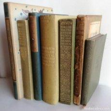 Livres anciens: LOTE DE 7 ANTIGUOS LIBROS DE TEATRO EN INGLÉS - BERNARD SHAW, OSCAR WILDE, IBSEN, OTWAY... VER FOTOS. Lote 125443631