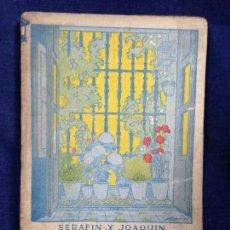 Libros antiguos: PUEBLA DE LAS MUJERES SERAFÍN ÁLVAREZ JOAQUÍN QUINTERO ED RENACIMIENTO 1912 COMEDIA TEATRO. Lote 125822791