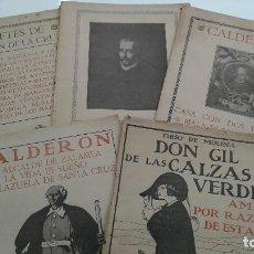 Libros antiguos: VARIAS OBRAS NOVELA ILUSTRADA PERIODICO SEMANAL NOVILLAS VICENTE BLASCO IBAÑEZ PRINCIPIOS S XX. Lote 126092767
