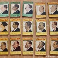 Alte Bücher - COMEDIAS -REVISTA SEMANAL- 15 NÚMEROS: 32-33-34-35-36-37-38-39-40-41-42-43-44-45-46-1926-1927 - 127118455