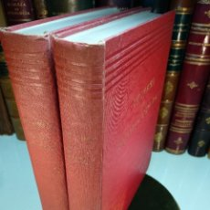 Libros antiguos: HISTORIA DEL TEATRO ESPAÑOL - NARCISO DÍAZ DE ESCOVAR Y FRANCISCO DE P. LASSO DE LA VEGA - 2 TOMOS -. Lote 129249207