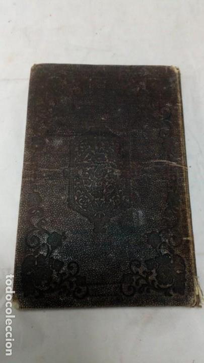 Libros antiguos: La oración de la tarde, Luis Mariano de Larra, teatro, 1858, autografiado por el autor - Foto 9 - 130619198