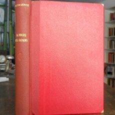 Libros antiguos: LA NOCHE DEL SÁBADO NOVELA ESCÉNICA EN CINCO CUADROS. JACINTO BENAVENTE. MADRID 1913.. Lote 131240843
