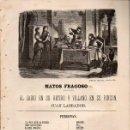 Libros antiguos: MATOS FRAGOSO : EL SABIO EN SU RETIRO Y VILLANO EN SU RINCÓN. Lote 131432414