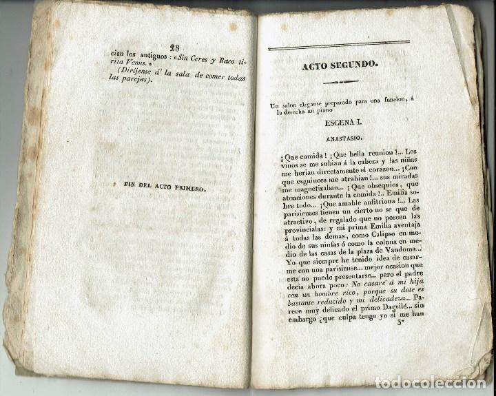 Libros antiguos: LOS CASAMIENTOS DEL DÍA, POR FRANCISCO ALTÉS. AÑO 1888. (5.6) - Foto 3 - 131891234