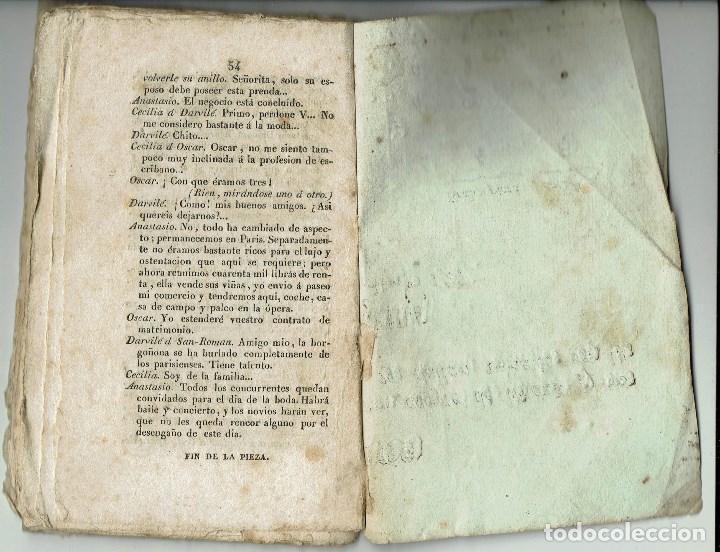 Libros antiguos: LOS CASAMIENTOS DEL DÍA, POR FRANCISCO ALTÉS. AÑO 1888. (5.6) - Foto 5 - 131891234