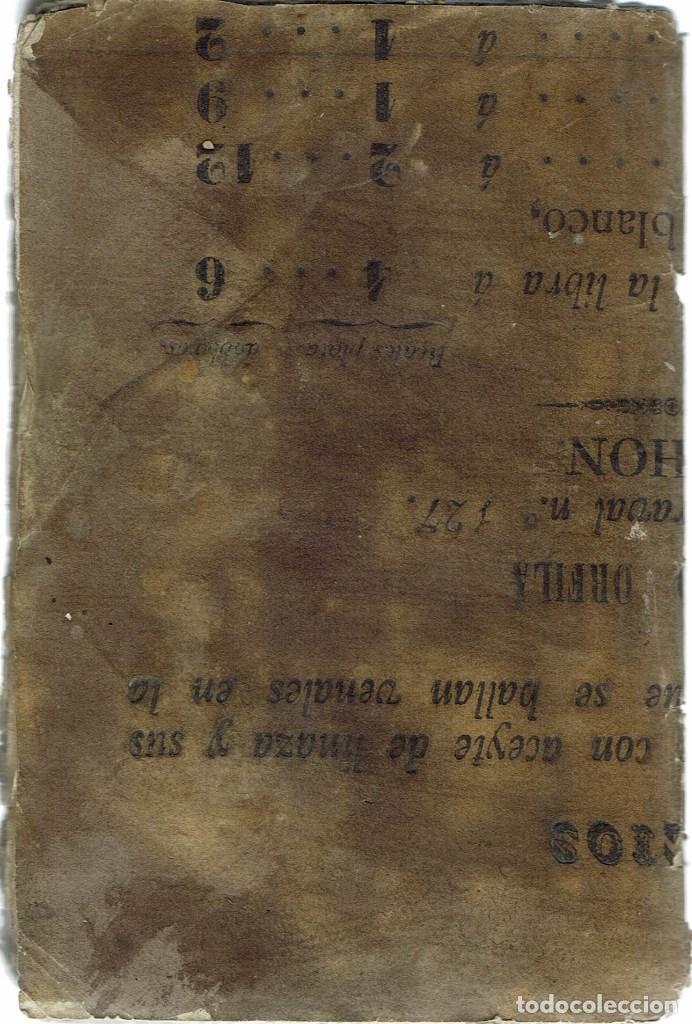 Libros antiguos: LOS CASAMIENTOS DEL DÍA, POR FRANCISCO ALTÉS. AÑO 1888. (5.6) - Foto 7 - 131891234