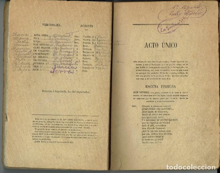 Libros antiguos: ¡CÓMO ESTÁ LA SOCIEDAD!, POR JAVIER DE BURGOS. AÑO 1884. (3.6) - Foto 4 - 132352742