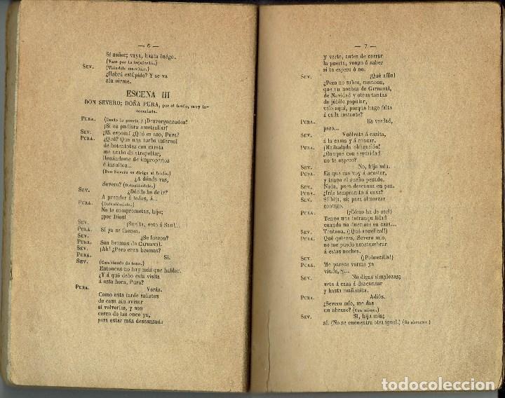 Libros antiguos: ¡CÓMO ESTÁ LA SOCIEDAD!, POR JAVIER DE BURGOS. AÑO 1884. (3.6) - Foto 5 - 132352742