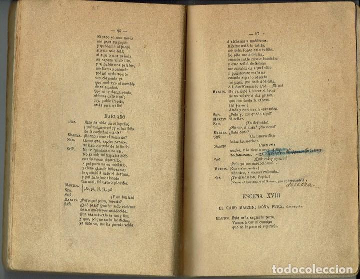 Libros antiguos: ¡CÓMO ESTÁ LA SOCIEDAD!, POR JAVIER DE BURGOS. AÑO 1884. (3.6) - Foto 6 - 132352742