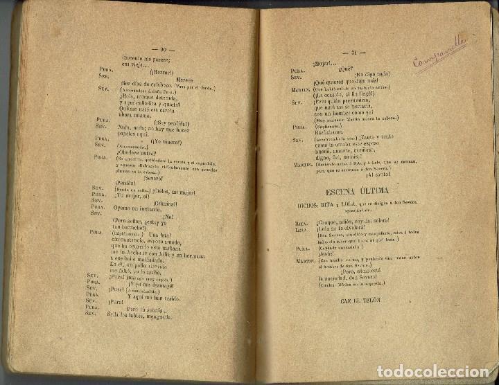 Libros antiguos: ¡CÓMO ESTÁ LA SOCIEDAD!, POR JAVIER DE BURGOS. AÑO 1884. (3.6) - Foto 7 - 132352742