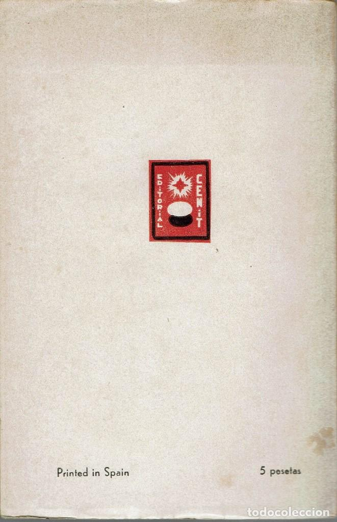 Libros antiguos: 3 DRAMAS MEXICANOS, POR JUAN BUSTILLO ORO. AÑO 1933. (13.6) - Foto 2 - 132394150