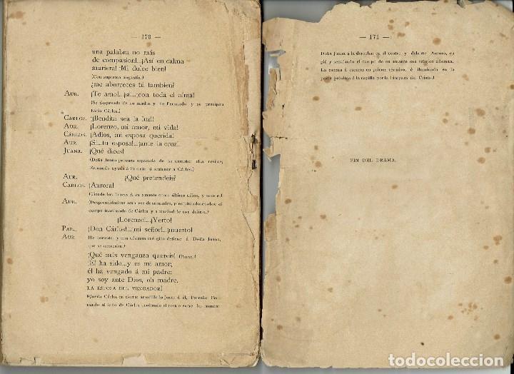 Libros antiguos: TEATRO COMPLETO. TOMO I, POR JOSÉ ECHEGARAY. AÑO 1886. (1.7) - Foto 3 - 133140590