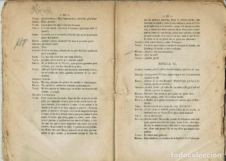 Libros antiguos: LA LEVITA, POR DON ENRIQUE GASPAR. AÑO 1878. (10.6) - Foto 4 - 133554874