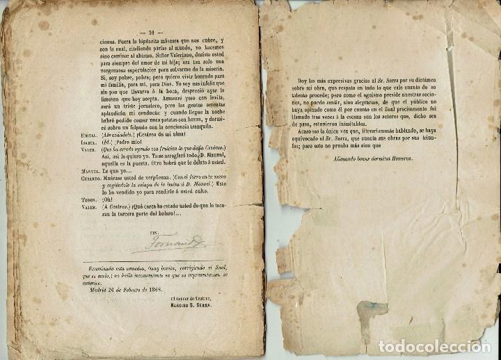 Libros antiguos: LA LEVITA, POR DON ENRIQUE GASPAR. AÑO 1878. (10.6) - Foto 6 - 133554874